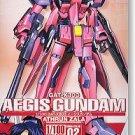 1/100 MG Aegis Gundam SEED Destiny No.02