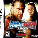 Smackdown vs Raw 2009 DS game
