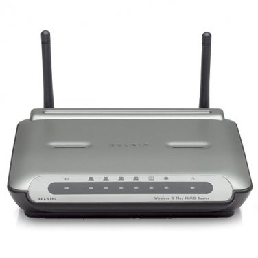 Wireless G Plus MIMO Router F5D9230-4 by Belkin