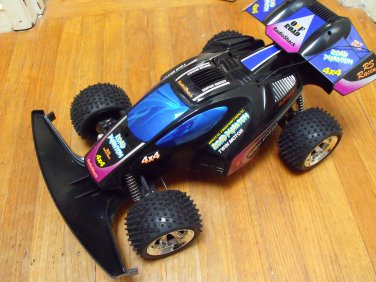 Radio controlled 4WD 'Road Phantom' racing buggy