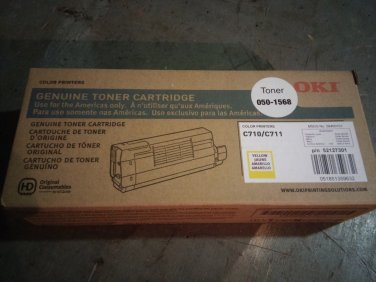 Oki Toner Cartridge (yellow)
