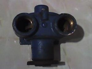 Crusader water pump