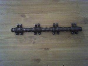 Volvo Penta AQ  rocker arm shaft set.