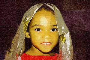Turn your childs favorite photo into art