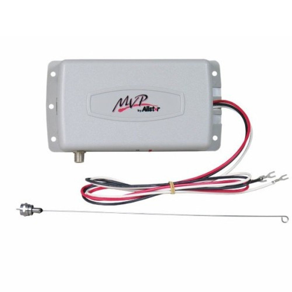 Allstar 111645 MVP Quick-Code 24-V 4-Wire Gate Radio Receiver F Connector Antenna