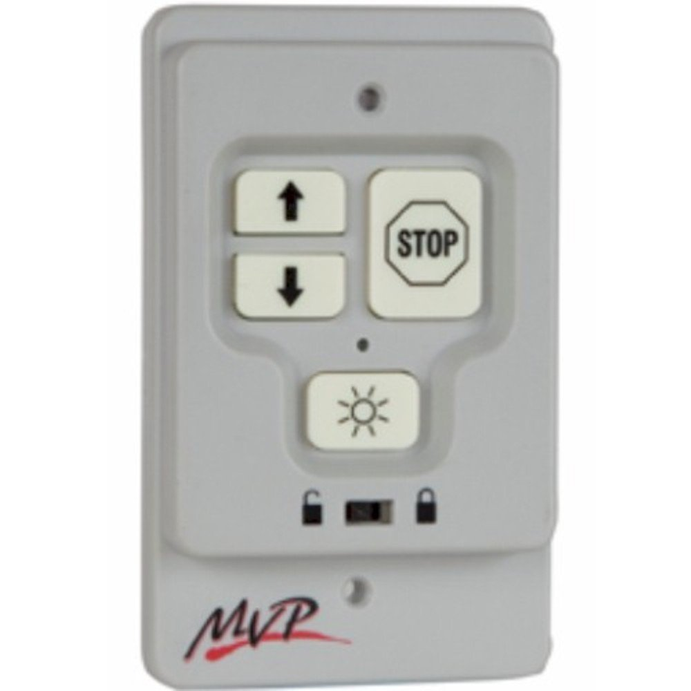 Allstar Allister 110838 Deluxe 7 Function MVP Garage Door Opener Wall Control