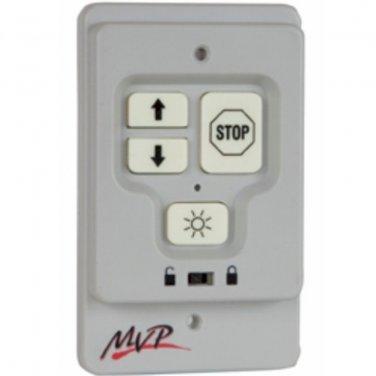 Allstar Allister 110838 Deluxe 7 Function MVP Garage Door Opener Wall Control