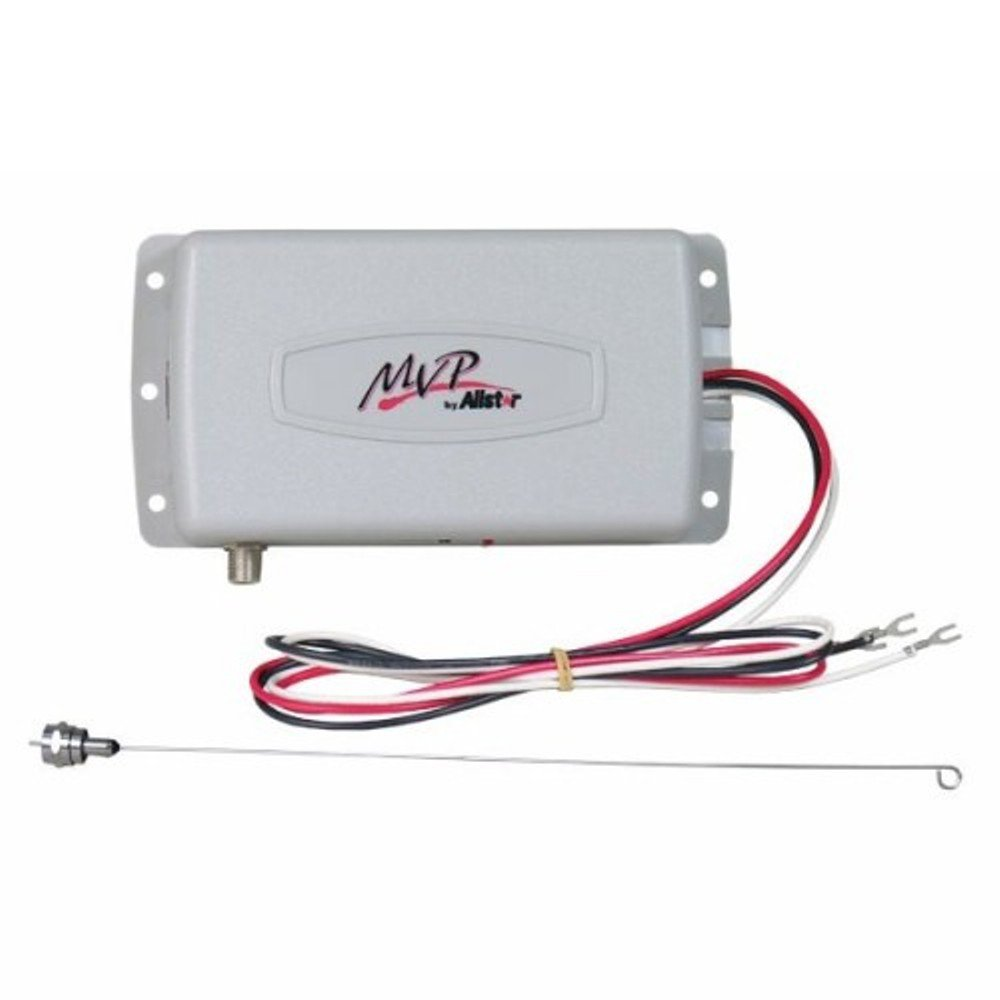 Allstar 111965 MVP Quick-Code 12-V 4-Wire Gate Radio Receiver F Connector Antenna