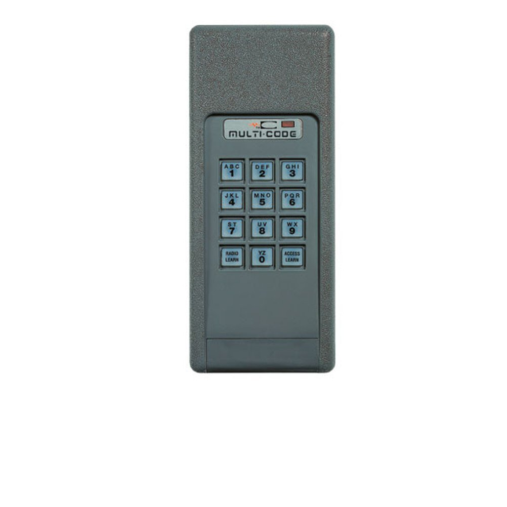 Stanley STAKP Code Switch 298601 Multi-Code 2986 Wireless Keyless Entry Keypad by Linear MCS298601