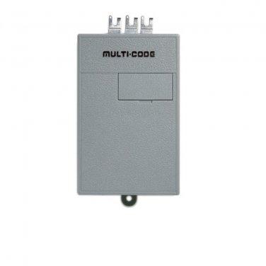 Multi-Code 1090 Single Channel Gate Garage Door Opener Radio Receiver by Linear MCS109020 MultiCode