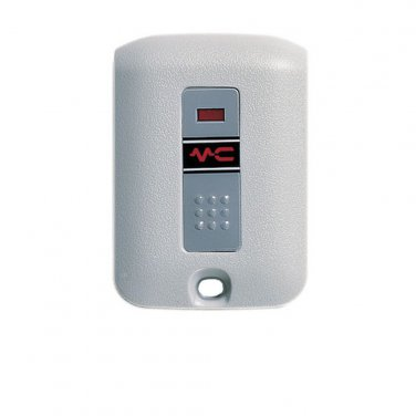Multi-Code 3070 keychain gate, garage door opener 1 button remote Linear MCS307010 MultiCode