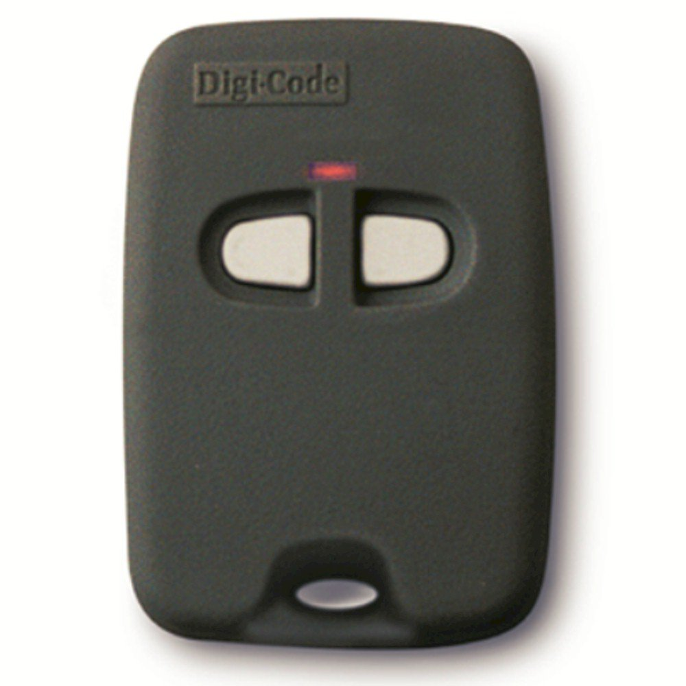 Digi Code 5072 Keychain remote compatible with Stanley 3083 gate or garage door opener Digicode