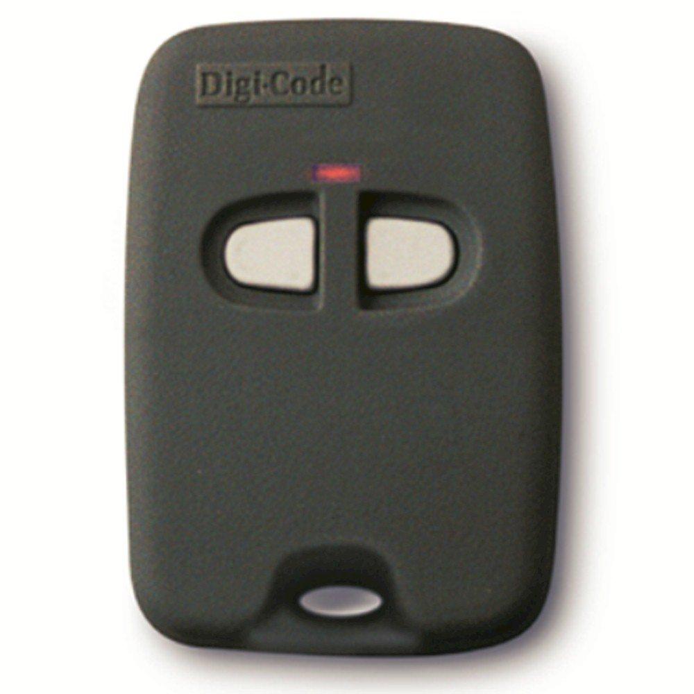 Digi Code 5072 Keychain remote compatible with Stanley 3083 gate or garage door opener Digicode