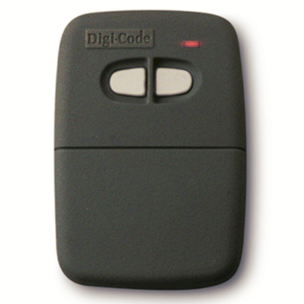 Digi Code 5062 remote compatible with Stanley 1094 gate or garage door opener remote Digicode