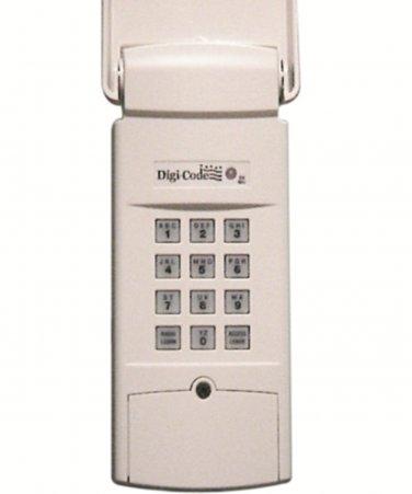 Digi Code 5200 Wireless Digital Keypad compatible with Multi Code 4200 garage door opener Digicode