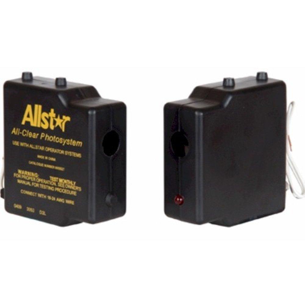 Allstar 108994 All-Clear Garage Door Safety Sensor Beams by Linear 190-108994