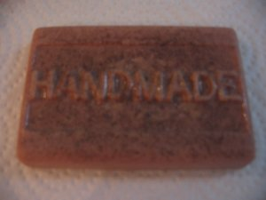 Handmade Cinnamon Oatmeal Soap Bar-Yum 4oz