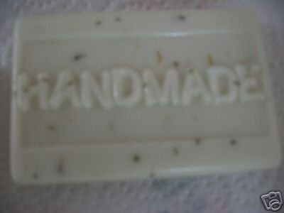 Handmade Chamomile Shea Butter Soap w/ Calendula 4oz