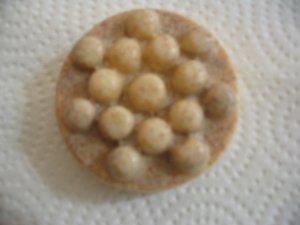 Handmade Lavender Massage Shea Butter Soap 4oz Bar