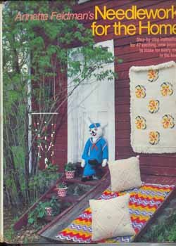Needlework for the Home   Annette Feldman  47 Retro Proojects