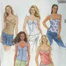 Cute Lined Tops or Camisoles McCall's 4026 Pattern Sizes 8 10 12 14