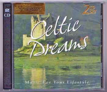 """Celtic Dreams"" 2 CD Set Serenity Music of Ireland"