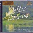 """Celtic Dreams"" 2 CD Set Serenity Music of Ireland"