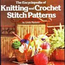 Encyclopedia of Knitting & Crochet Stitch Patterns - Vintage 1970s