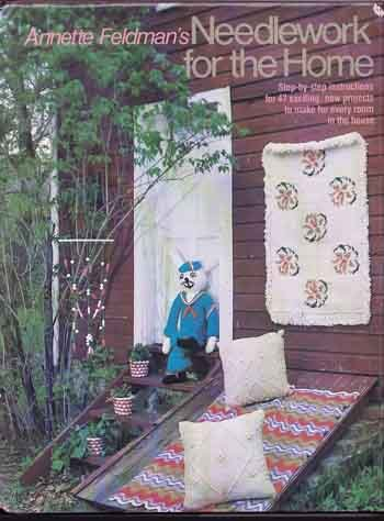 Needlework for the Home - Vintage 1970s - 47 Projects
