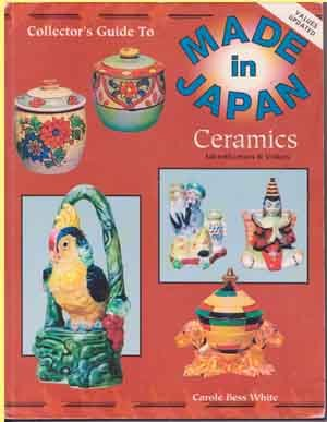 Collectors Guide to Made in Japan Ceramics   ID & Values