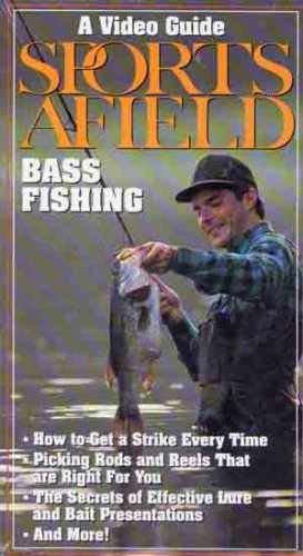 Bass Fishing - Sports Afield Video Guide - Color VHS