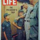 1966 Nov 4  Life Magazine:  Marilyn Monroe as Norma Jean. LBJ Asia Trip