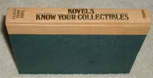 Kovels� Know Your Collectibles   Ralph & Terry Kovel    Antiques