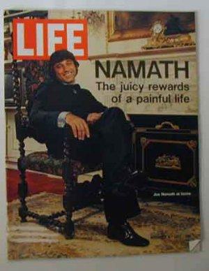 Nov 3 life magazine joe namath don imus 1972 nov 3 life magazine joe namath don imus sciox Choice Image