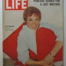 1965 March 12  Life Magazine:   Julie Andrews.   Search for Vietnam MIA Pilot.  Bobby Vinton