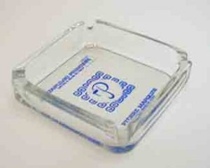 Glass Ashtray � Acapulco Princess and Pierre Marques Hotels