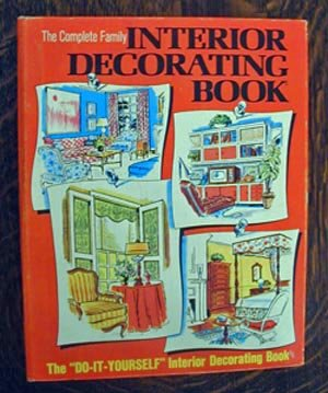 Vintage Home Interior Decorating   1972 DIY Projects