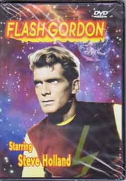 Flash Gordon   Original 1950s TV Series   3 Episodes