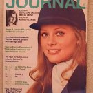 1971 Sept - Ladies' Home Journal. Kim Basinger as Breck Girl. Jackie Onassis. Mrs. Medgar Evers