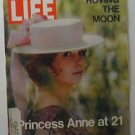 1971 Aug 20 Life Magazine  Princess Anne at 21. Northern Ireland. Apollo 15 Photos. Women's Rights