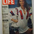 1972 June 2 Life Magazine. Raquel Welch. George McGovern. Gary Hart. Satchel Paige.