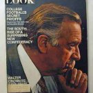 1970 Nov 17 - Look Magazine  – Walter Cronkite. Yvette Mimieux. Football Fraud. New Confederacy