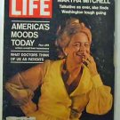 1970 October 2  Life Magazine:   Martha Mitchell.  NFL. Alan Arkin. Arab War