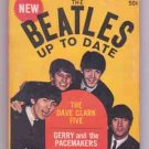 The Beatles Up to Date   1964   Lancer Paperback