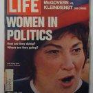 1972 June 9 LIfe Mag Women in Politics  NOW  Bella Abzug  Nixon USSR  Arthur Godfrey Ad