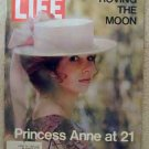 1971 Aug 20 Life Magazine  Princess Anne at 21. Northern Ireland. Apollo 15 Photos. Women's Rights