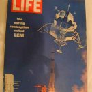 1969 March 14  Life mag Lunar Module  Playboy Playmate for Braniff  Black Students College Protest