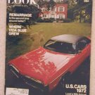 1971 Sept 21  Look Magazine. Vietnam. Scoop Jackson. Vida Blue. 1972 Auto Preview