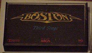 Third Stage - Boston (Cassette 1990)