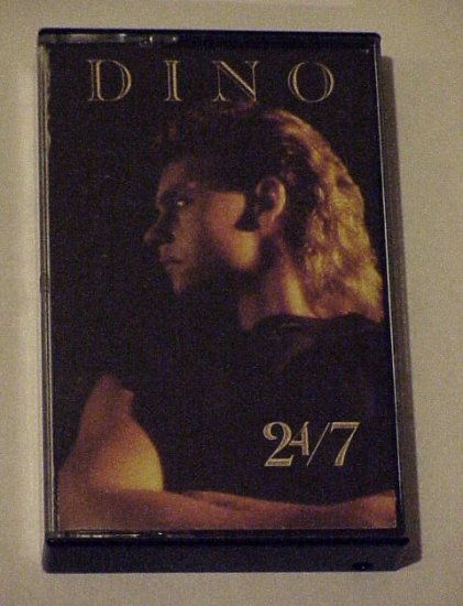 24/7 - Dino (Cassette 1989)